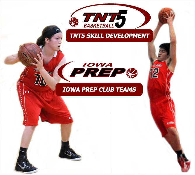 TNT5 Basketball | Iowa Prep Club Teams
