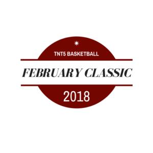 TNT5 Basketball Tournament Series   February 2018
